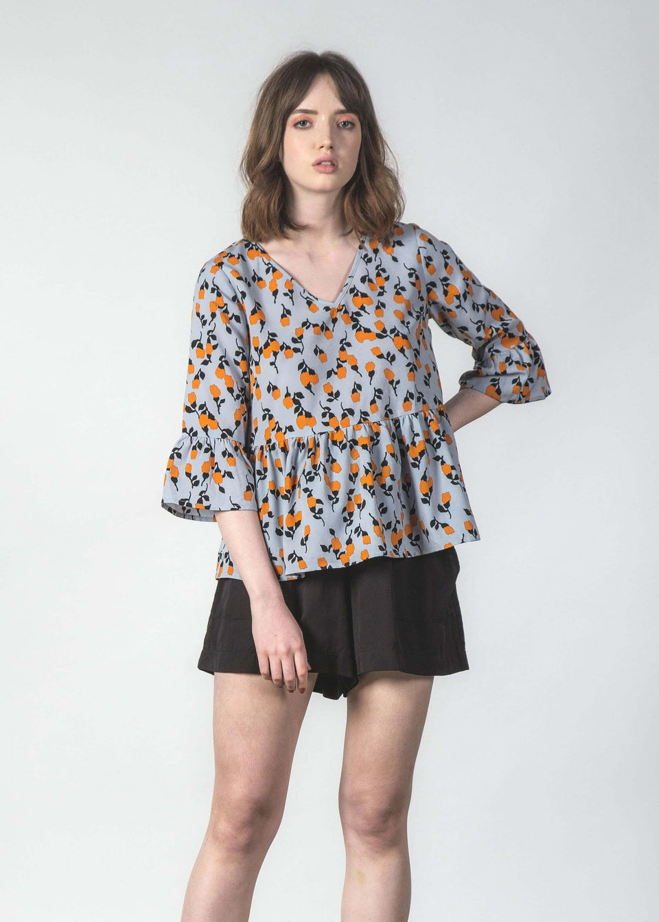Molly Top Wallflower - Saint Street