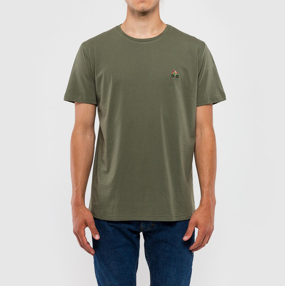 Alex Cycle Tee - Saint Street
