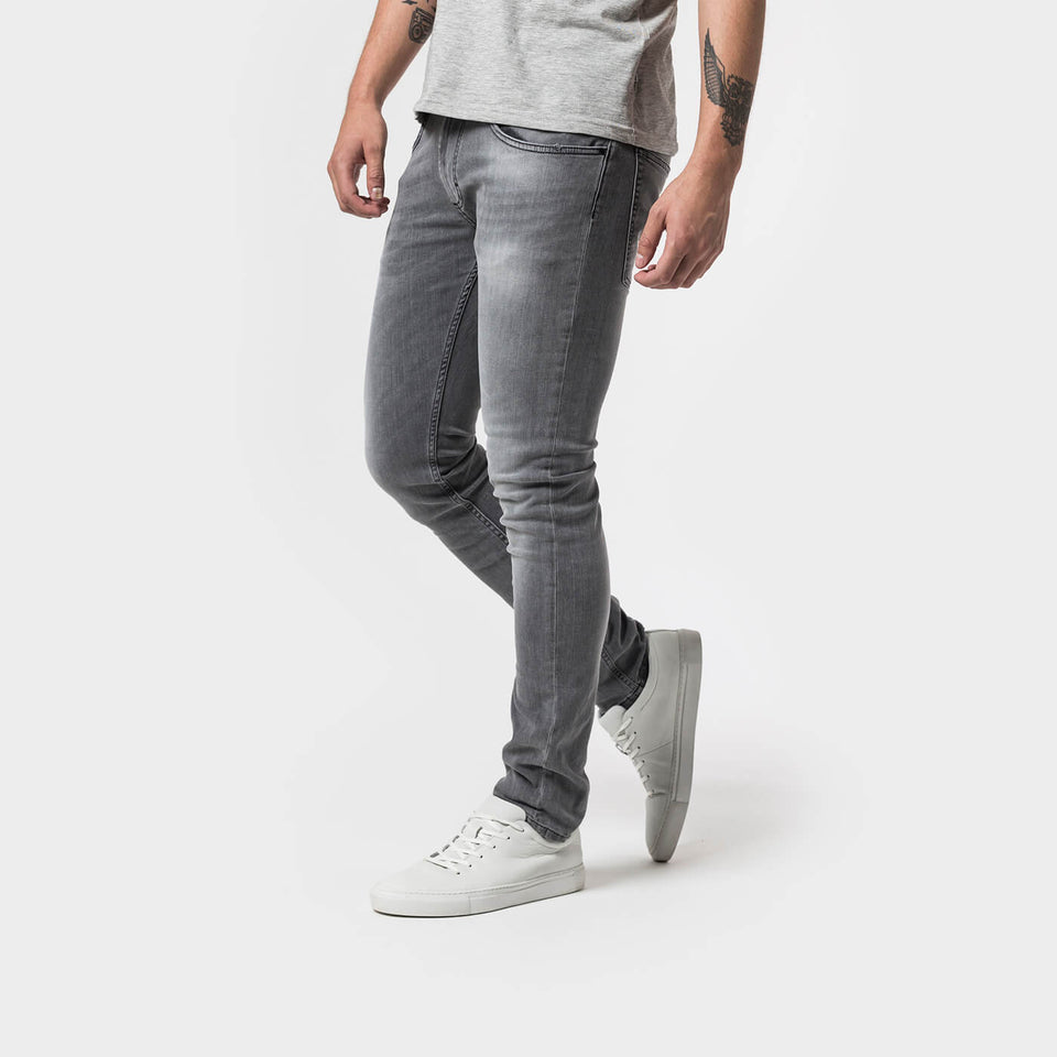 Anker Organic Denim Grey Used - Saint Street