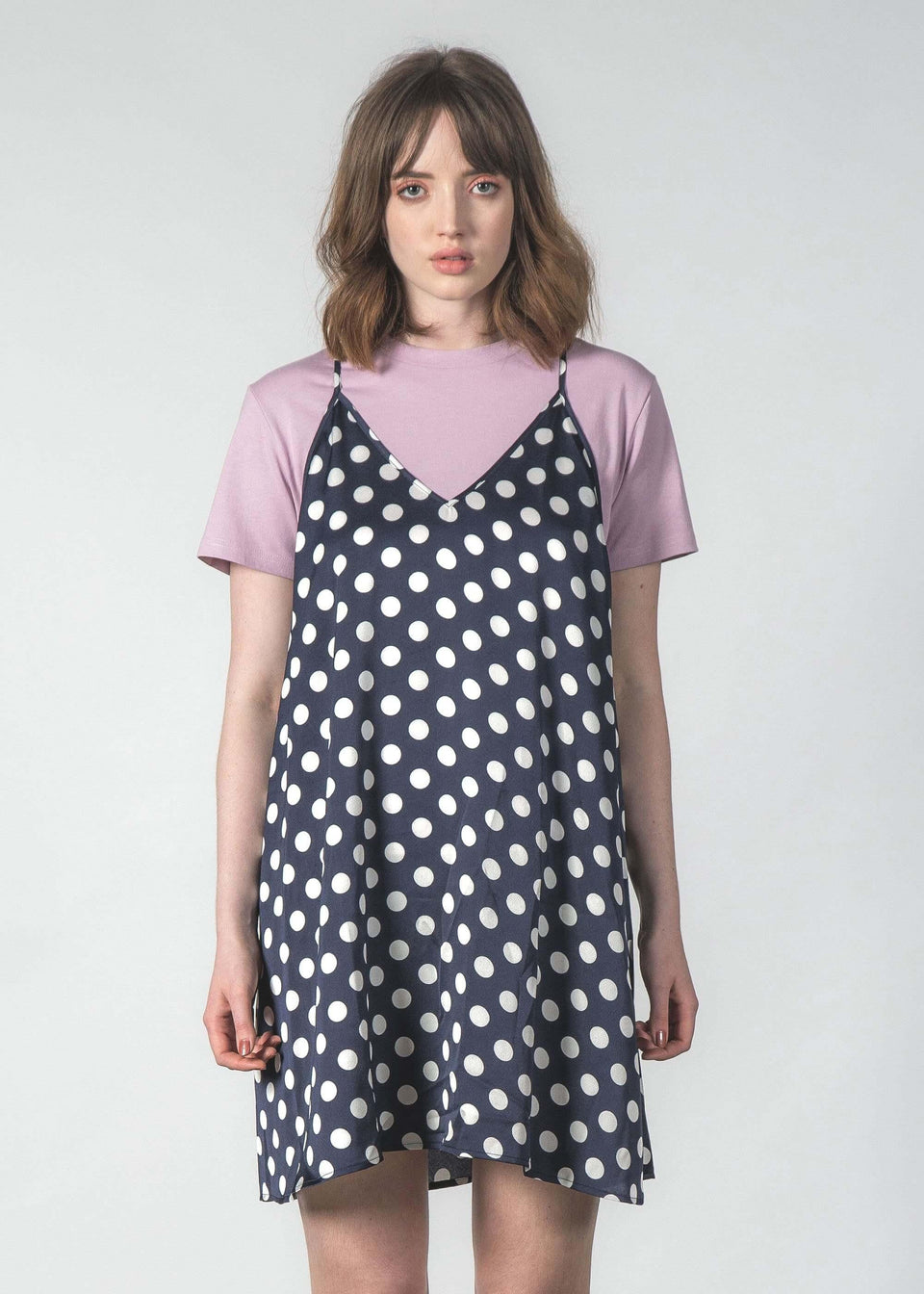 Finest Dress Polka Dot - Saint Street