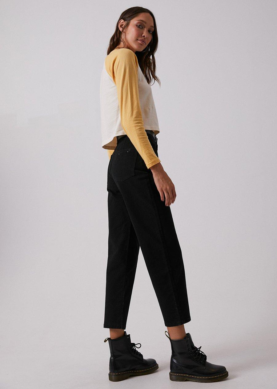 Shelby High Waist Wide Leg Jeans - Saint Street