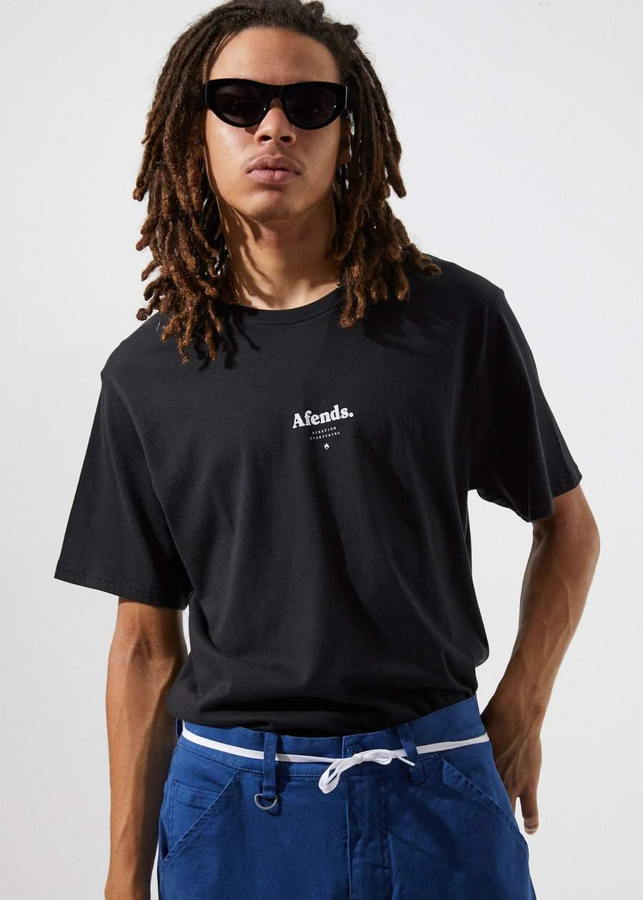 Distorted  - Standard Fit Tee - Saint Street