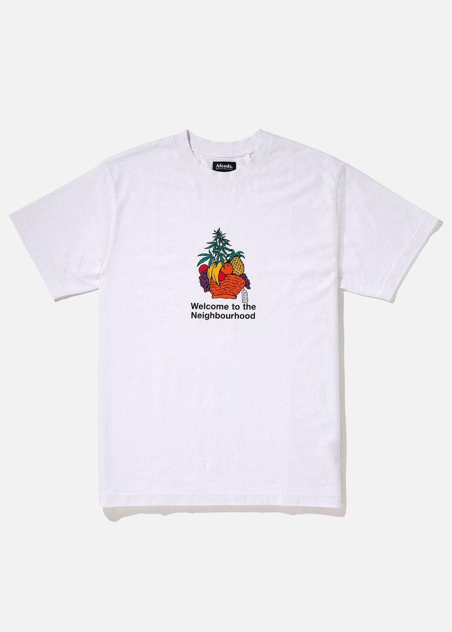 Farmers Market - Retro Fit Tee - Saint Street