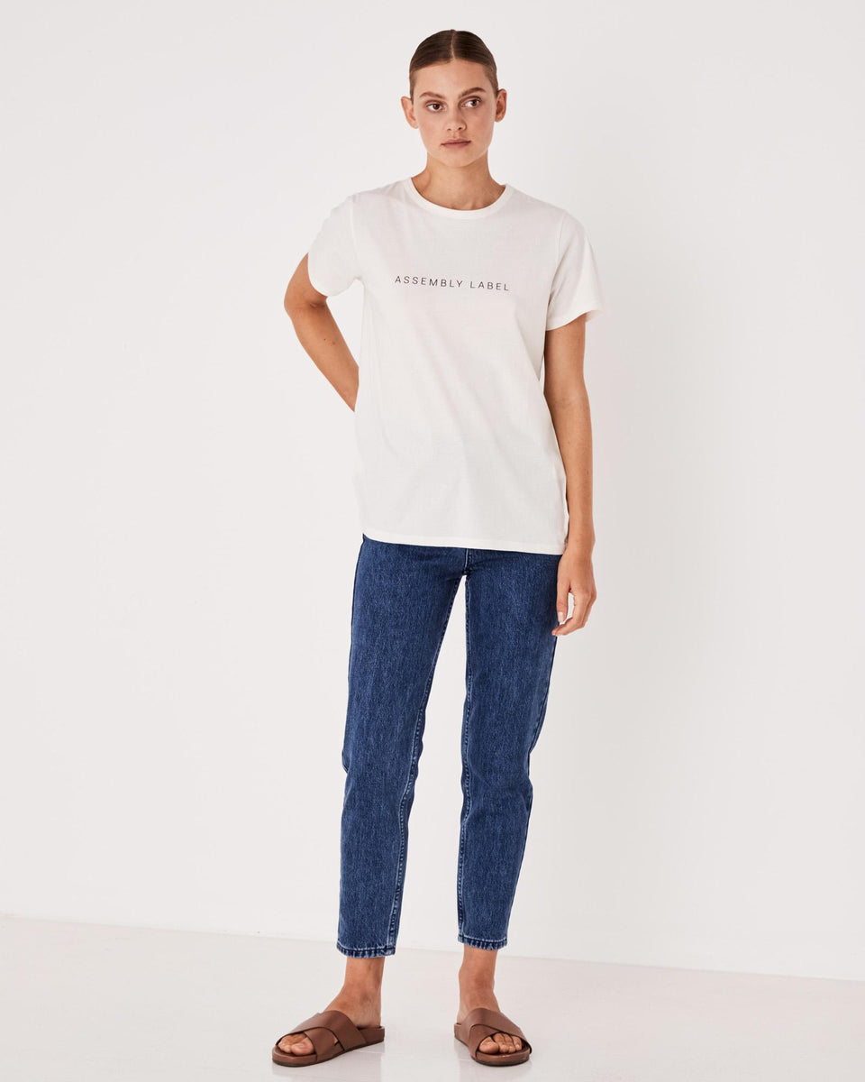 Finery Tee Birch - Saint Street