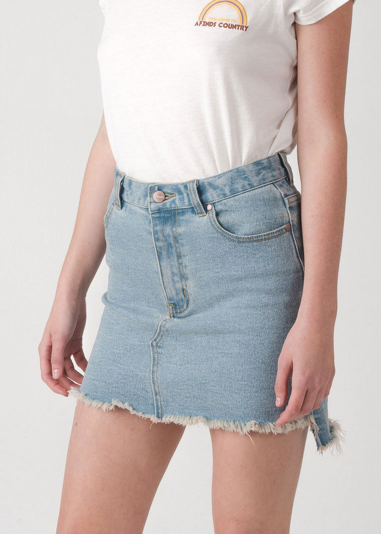 Schouler Denim Skirt - Saint Street