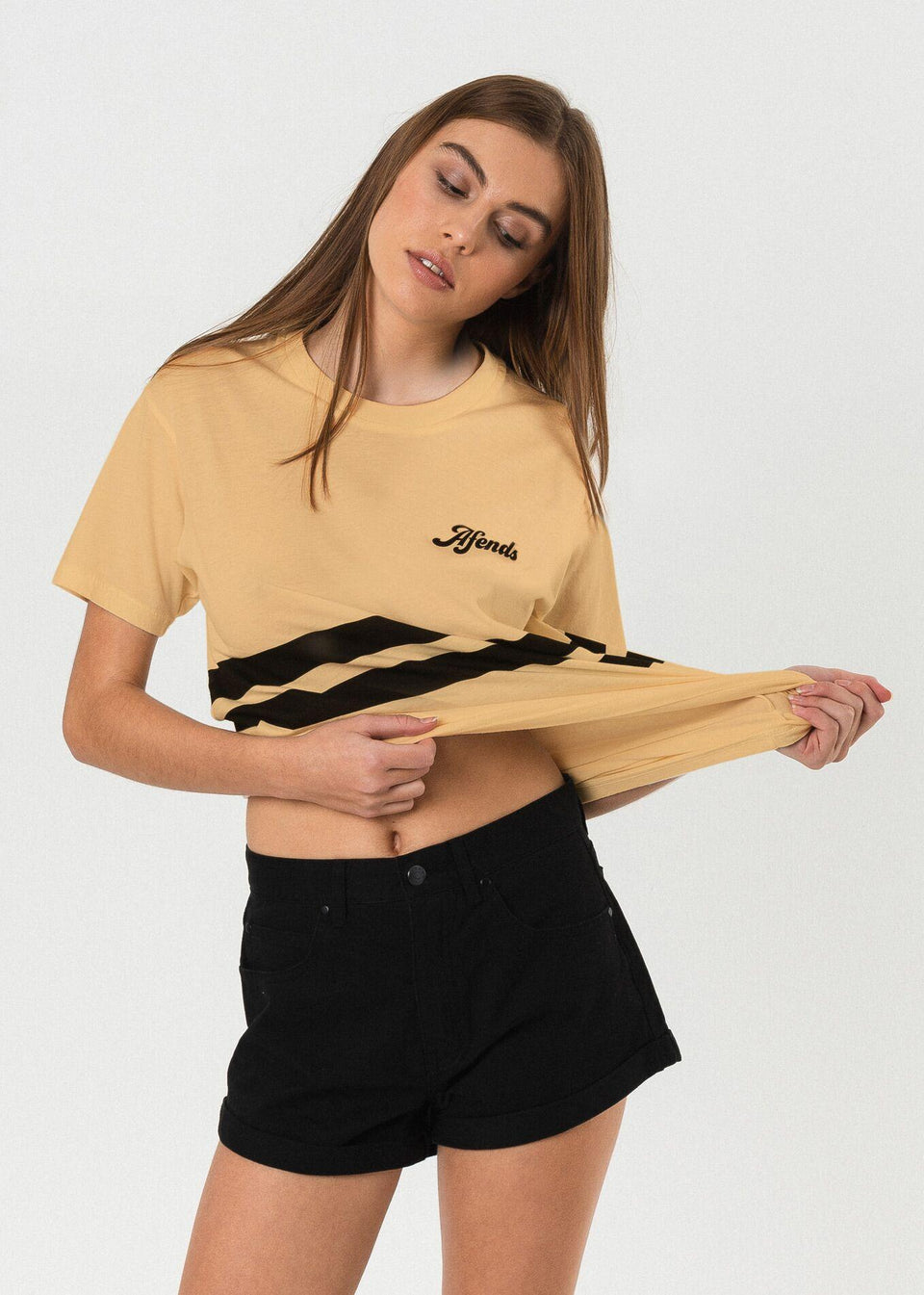 Tracks Boyfriend Fit Tee - Saint Street