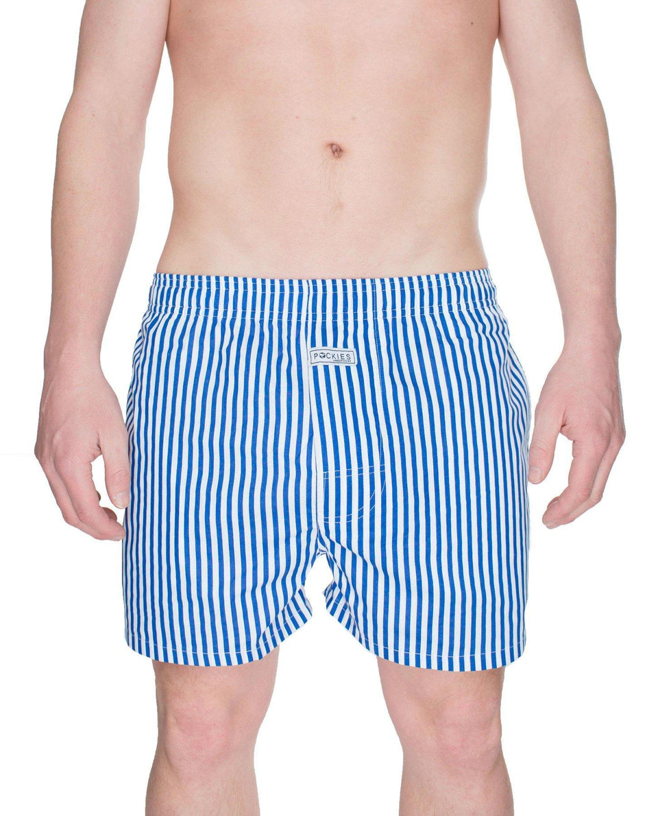 Navy Stripes - Saint Street