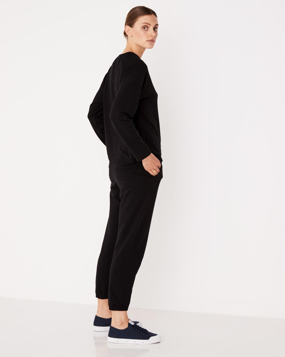 Kin Trackpant Black - Saint Street