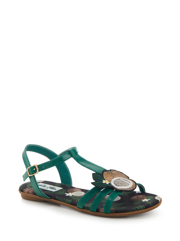 Lottie Coconut Sandals
