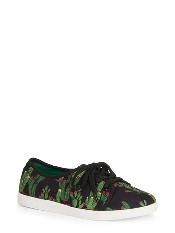 Grace Cactusland Sneakers