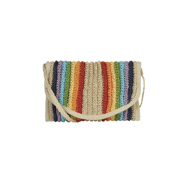 LIZA RAINBOW SUMMER BAG
