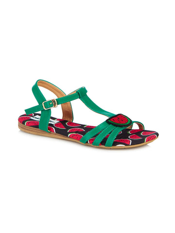 Lottie Watermelon Sandal