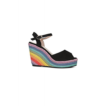 Sue Rainbow Wedge