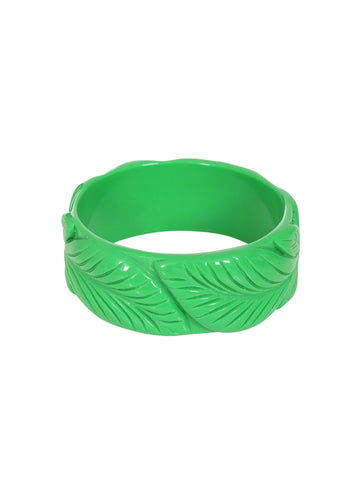 SIMONE CARVED BANGLE