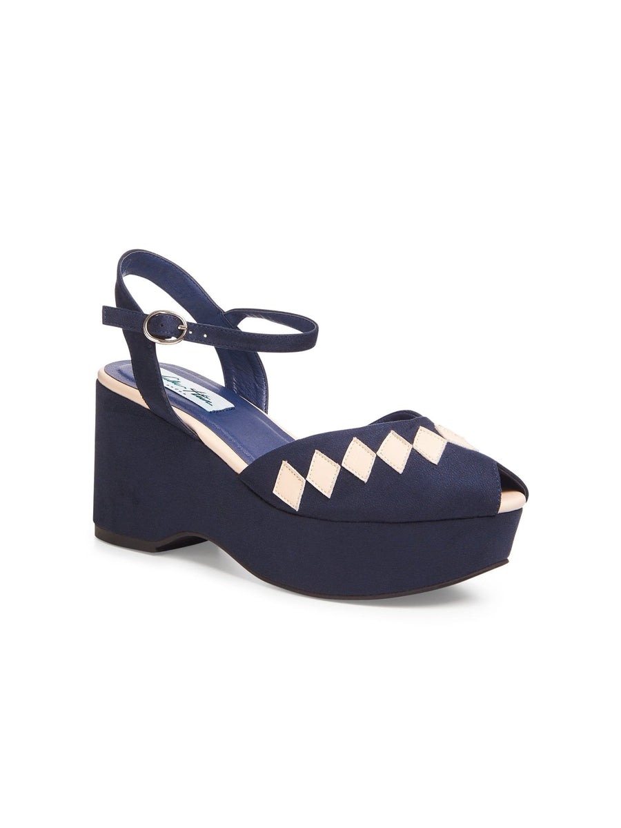 Thelma Harlequin Wedge