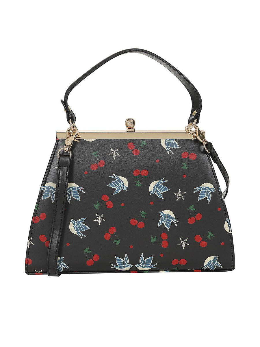 Tonya Swallows And Cherries Bag