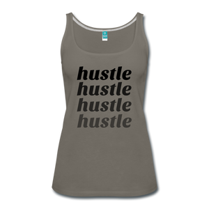 Hustle - asphalt gray
