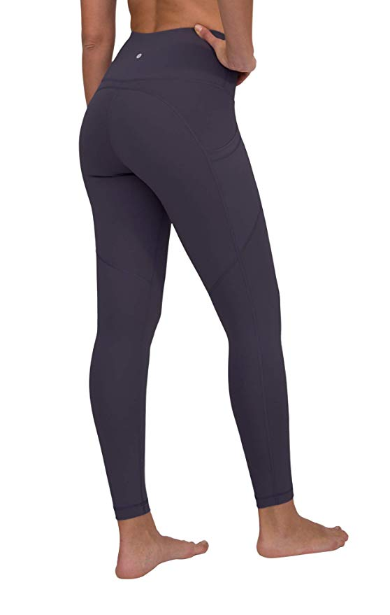 CONTOUR LEGGINGS - Grape