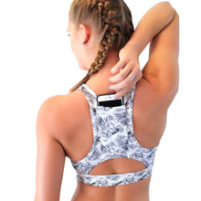 ENDURANCE Phone Bra - Palm