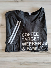 Coffee, Target, Weekends, & Family