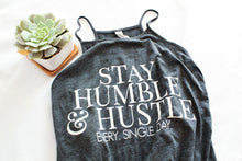Stay Humble High Neck Tank