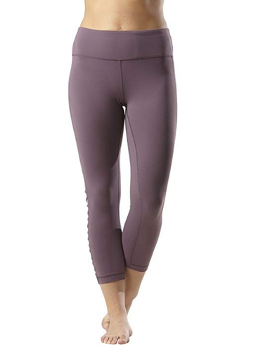 LATITUDE CAPRIS - DUSTY PURPLE