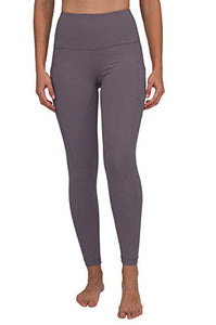CONTOUR LEGGINGS - Wine