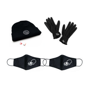 Package | Beanie, Mask + Gloves