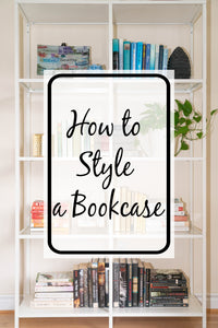 The Best Way to Style a Bookcase
