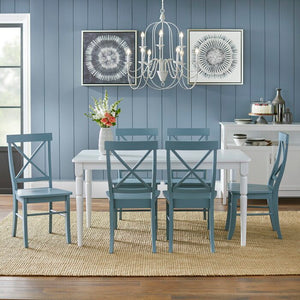 7-Piece Table and Chairs
