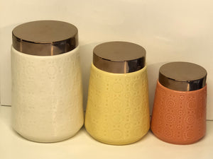 Canisters (Set of 3)