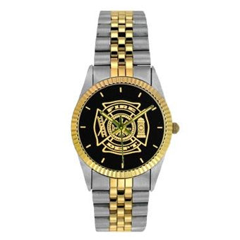 2-Tone Firefighter Watches