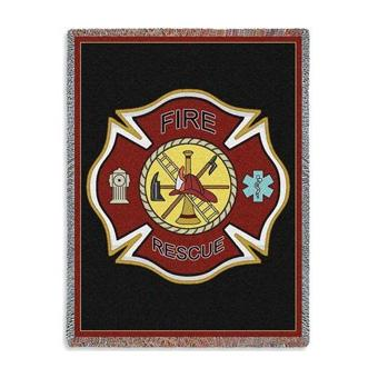 Firefighter Blankets & Towels