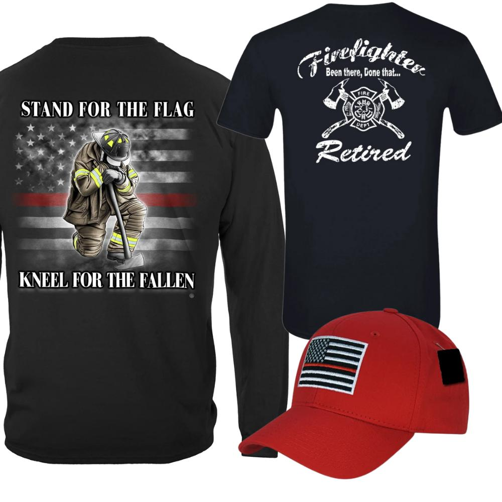 7533c87c Firefighter Apparel- Sweatshirts, Hats, Gear | Firefighter.com