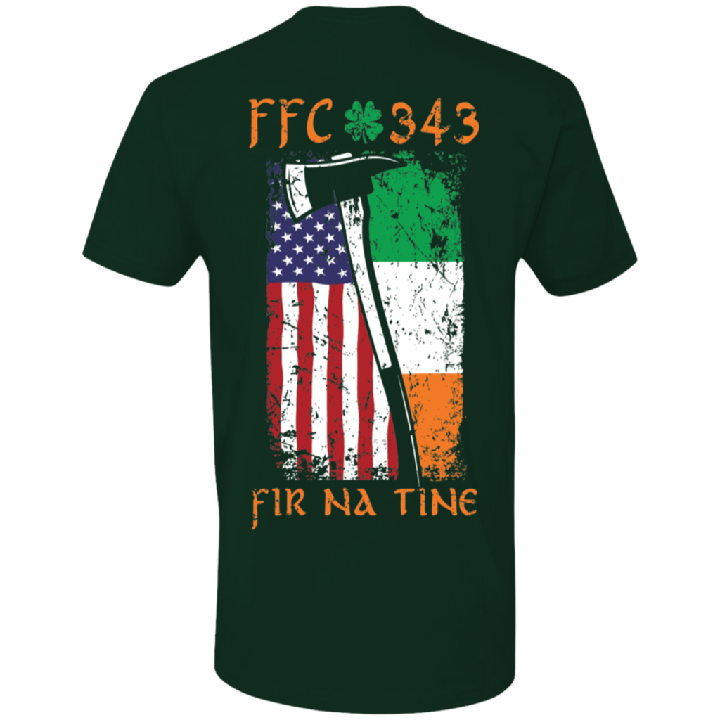 Irish Firefighter Gifts
