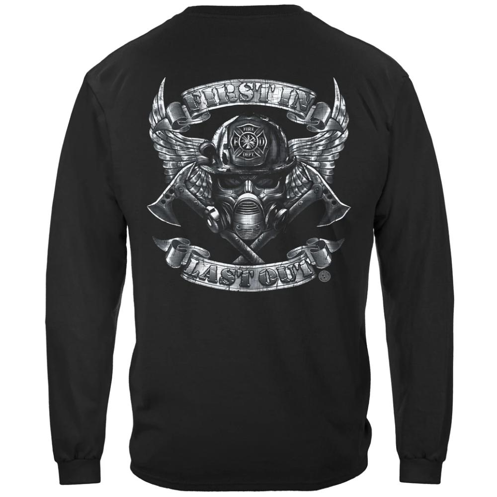 Fire Fighter Long Sleeves