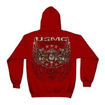 Military & Police Long Sleeves & Hoodies