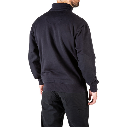 5.11 Tactical 1/4 Zip Mens Firefighter Job Shirt