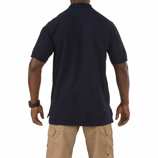 5.11 Tactical Professional Mens Firefighter Short Sleeve Polo Shirt