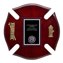 Personalized Maltese Award Plaque