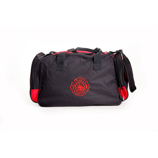 Firefighter Duffle Bag with shoulder strap