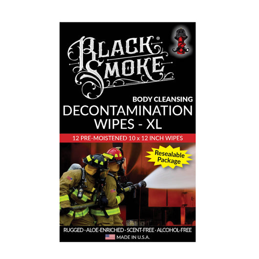 First Responder Body Cleansing Wipes Extra Large