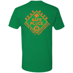 FFC 343 Stay Safe St. Patrick's Day Premium T-Shirt