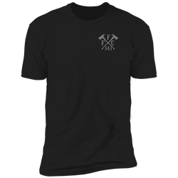 FFC 343 Crossed Axes Premium T-Shirt