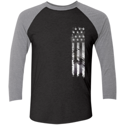 Firefighter First Responders COVID-19 Support Baseball Tee