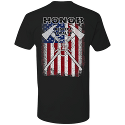 FFC 343 Honor Respect Loyalty Premium T-Shirt