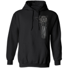 Fire Within - Pride Honor Firefighter Hoodie 8 oz.