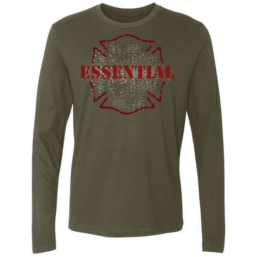 FFC 343 Essential  Premium Long Sleeve Shirt