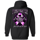 IAFF Never Give Up the Fight Hoodie