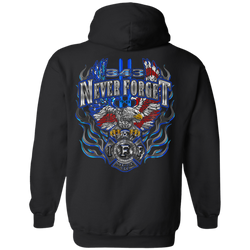 IAFF Never Forget Hoodie